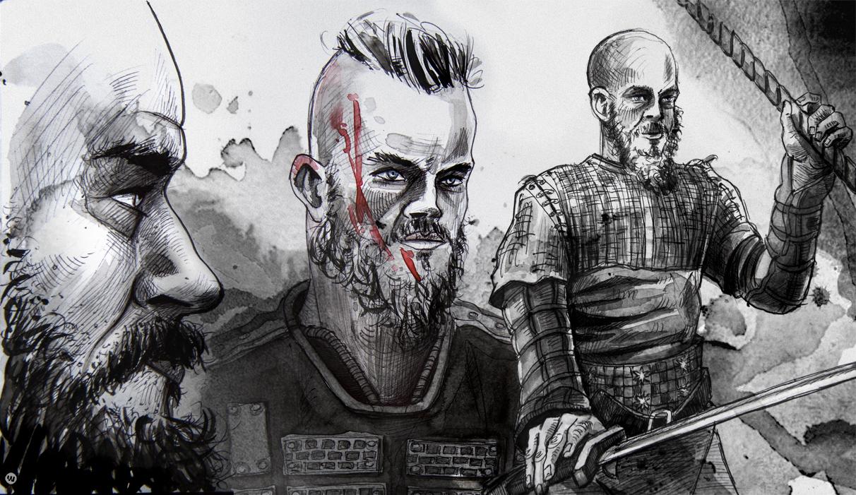 Ragnar-und-Bjoern