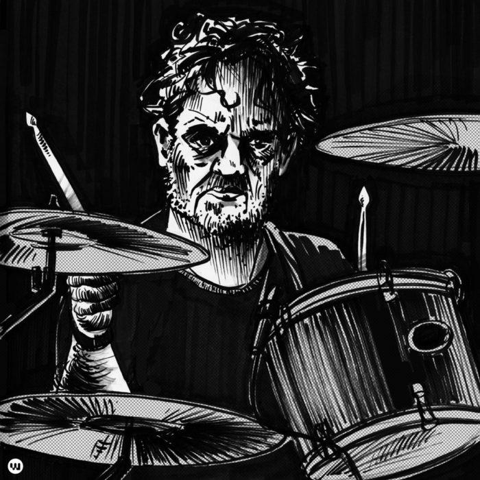 Schlagzeuger-kl